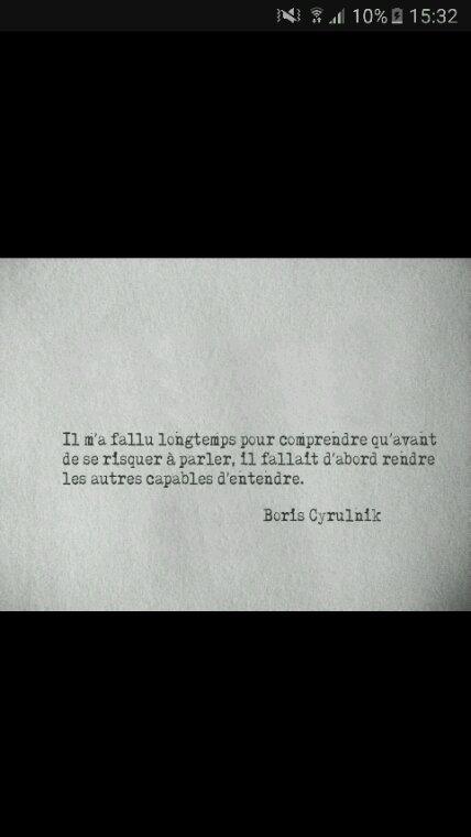 Une très belle citation