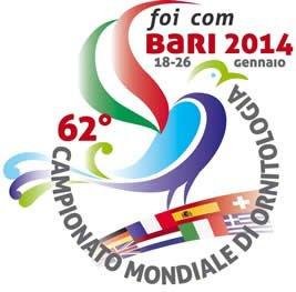 CAMPEONATO MUNDIAL - BARI / ITÁLIA