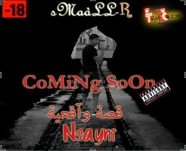 Alif 76 / sMaLL-R : Safi Nsayni (2014)