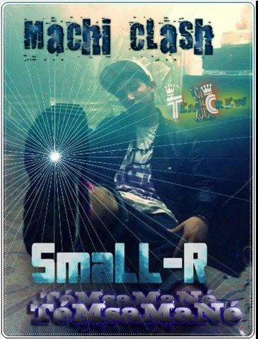 Alif 76 / sMaLL-R : Machi Clach (2014)