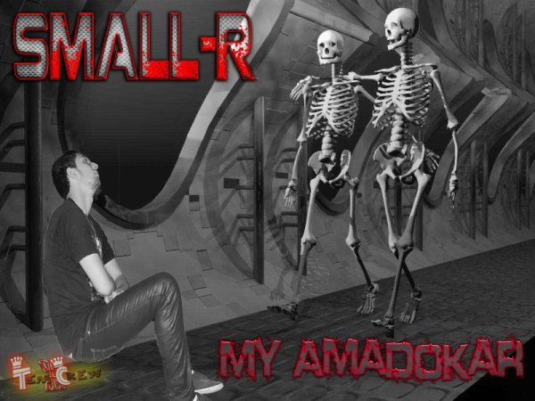 Alif 76 / sMaLL-R : My Amadokar (2014)
