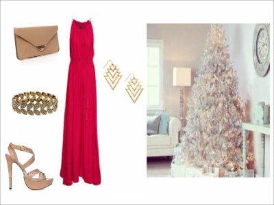 qui pour toi à la plus belle tenue et maison décorée pour noël ?
