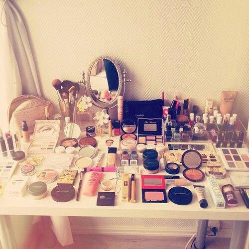 Magasins de makeup !!