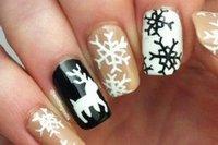 Inspiration nail art noël