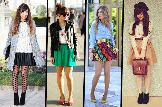Comment porter la jupe selon sa silhouette ?