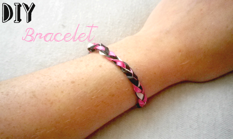 Diy bracelet hyper simple !