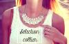 Sélection de colliers + 1 an du blog !