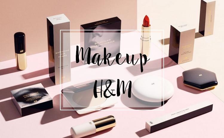 Nouvelle collection beauté automne/hiver 2015 d'H&M