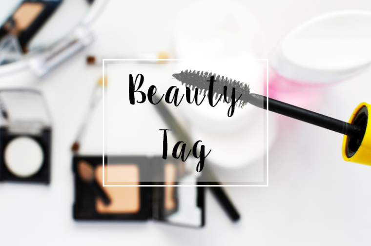 Tag beauté en 24 questions !