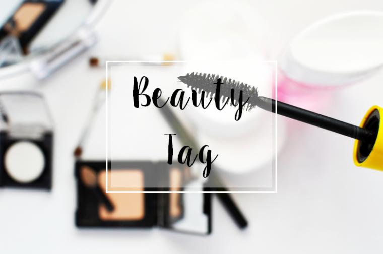 Tag beauté en 24 questions !