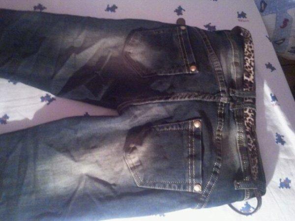 C 'est le jeans que j ai acheter aujourd hui