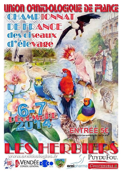 """Championnat de France 2014""""les herbiers""""en Vendée"""
