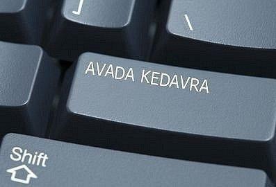 Avada Kedavra ...