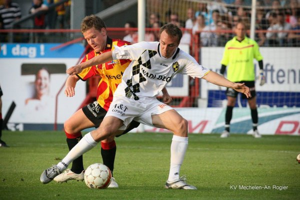 Jupiler Pro League : Play-off 2A : 6ème Journée : 07 Mai 2011 : FC Malines - Lierse : 4 - 3