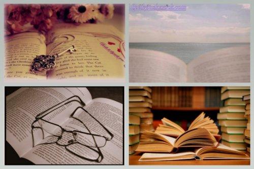 Plaisir de lire.