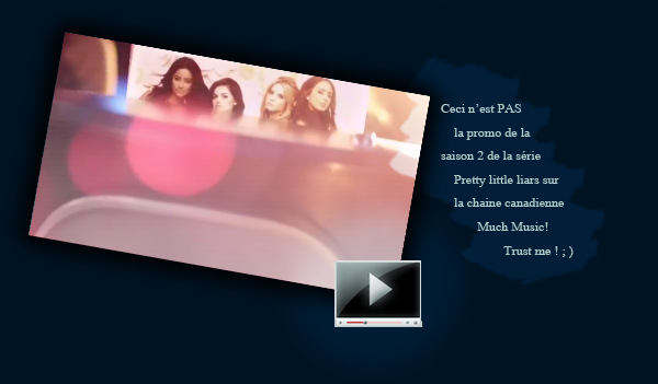 Article videos du moment juin 2011