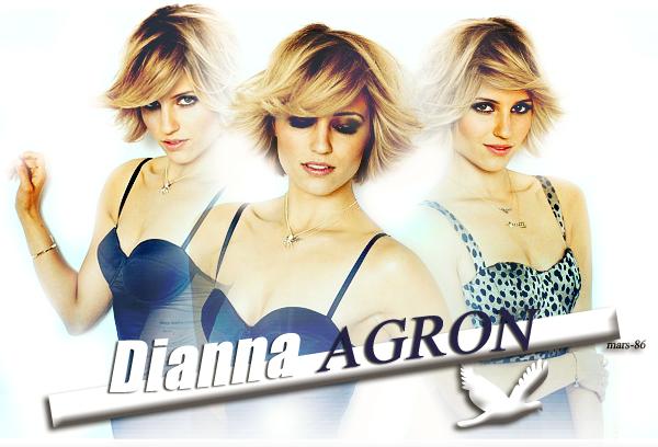 Présentation de la sublime actrice Dianna Agron