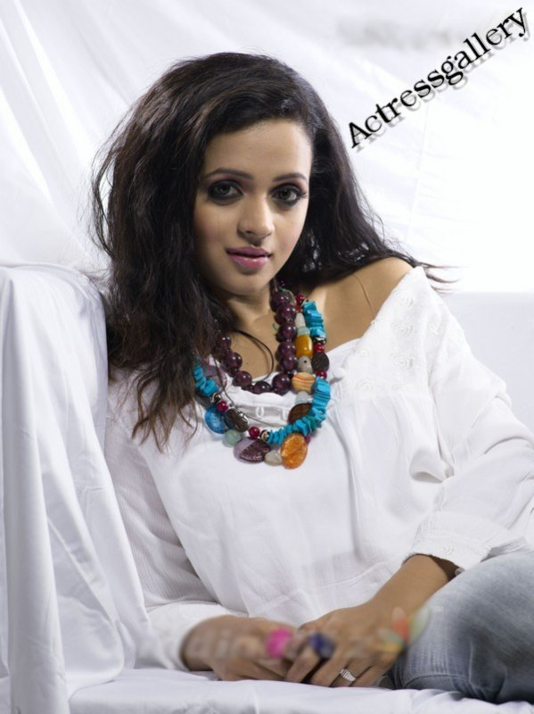 The Beauty..Bhavana  ♥