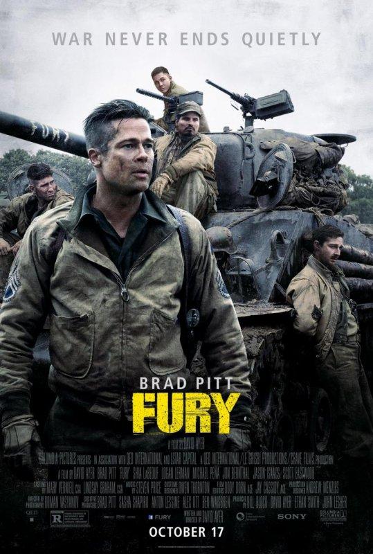 FURY ( le film )