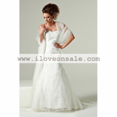 2011 newest best Luxurious Wedding Dresses