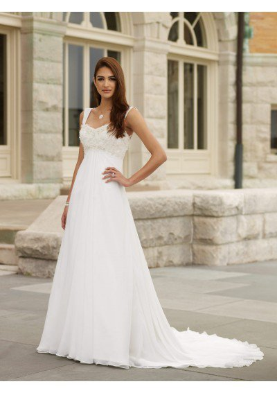 2011 How To Choose Strapless Wedding Dresses