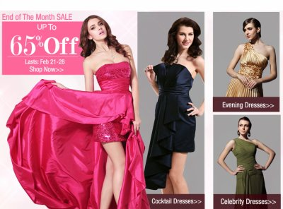 Looking For That Perfect Evening Dresses 2011?