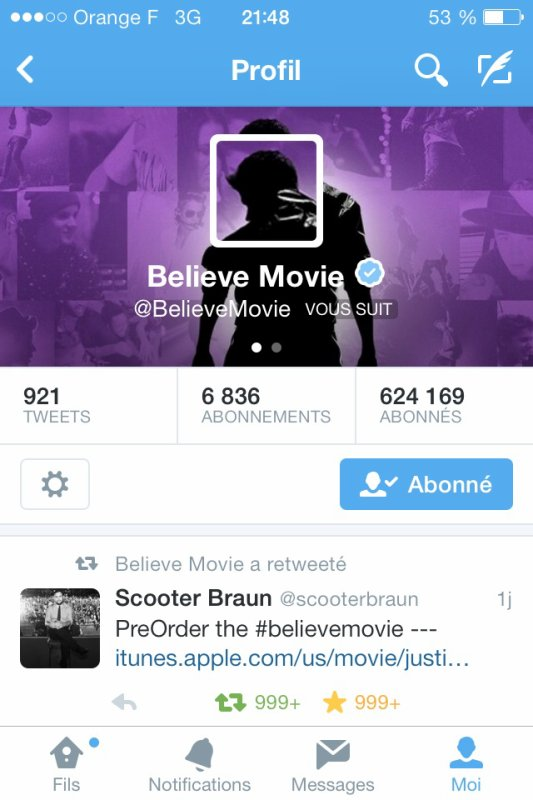 Believe Movie ❤️???