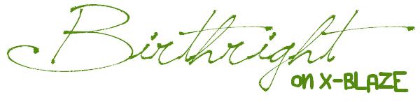 ❥ Birthright - Voicians (2013)