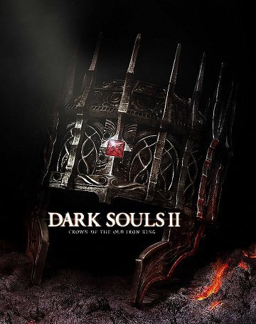 Dark Souls II - Crown of the Old Iron King
