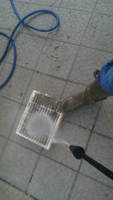 Journée nettoyage....
