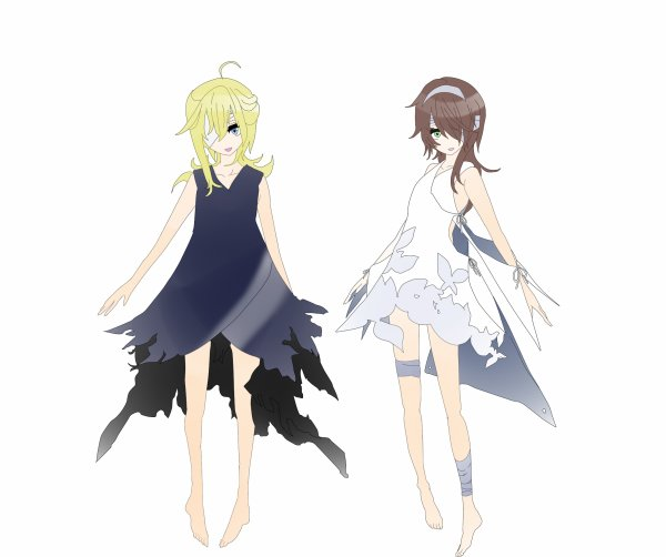 Urasagi - Diclophage's Wings  L'espèce dominante