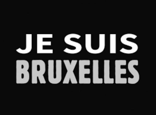 JE SUIS... JE SUIS BRUXELLES