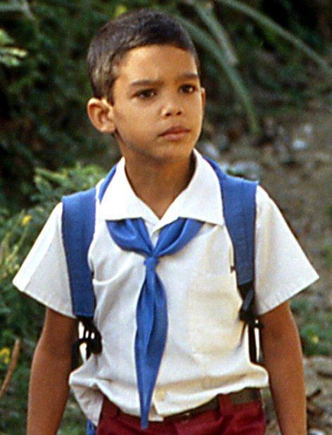 École et écoliers à Cuba