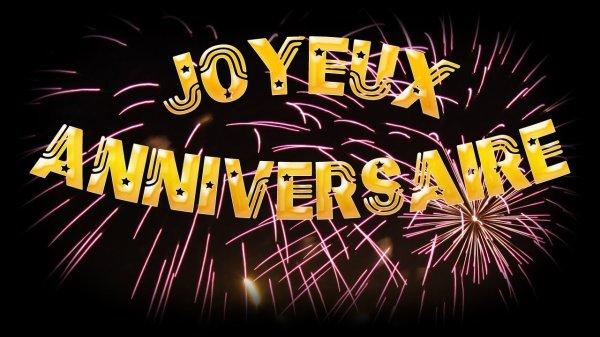 Choco-Vanille-Chantillyy  fête ses 27 ans demain, pense à lui offrir un cadeau.Aujourd'hui à 19:49