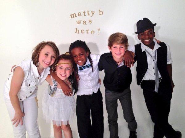 MattyB-Forever  fête ses 22 ans demain, pense à lui offrir un cadeau.Aujourd'hui à 20:30