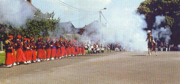 Marche Saint Jean - Mettet
