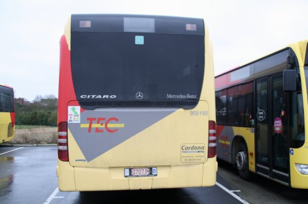 je n ai put me rentdre a la Marche Saint Jean - Mettet les deux ligne de bus suprimer le dimanche