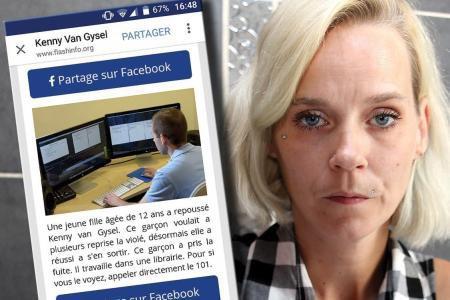 Kenny (17 ans) accusé de tentatives de viol sur un ado de 12 ans sur Facebook