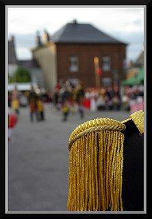 je serait absent du 14 au 16 aout inclus marche saint gusdrude as leroux