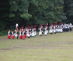 la marche saint huber de loveral gerpinnes aura leui du semedi 02 au mardi 04 septembre