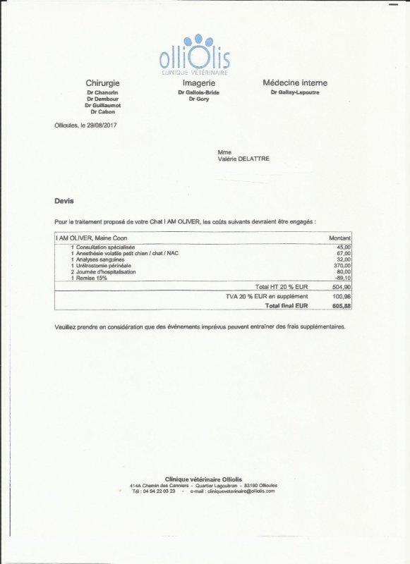 Opération Urgente pour Oliver - Leetchi.com