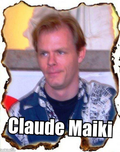 Claude-Maiki  fête aujourd'hui ses 45 ans, pense à lui offrir un cadeau.Hier à 23:50