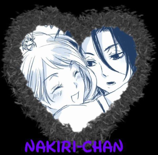 NAKIRI-CHAN  fête aujourd'hui ses 15 ans, pense à lui offrir un cadeau.Hier à 12:00