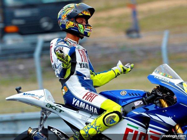 Valentino Rossi # 46 ..