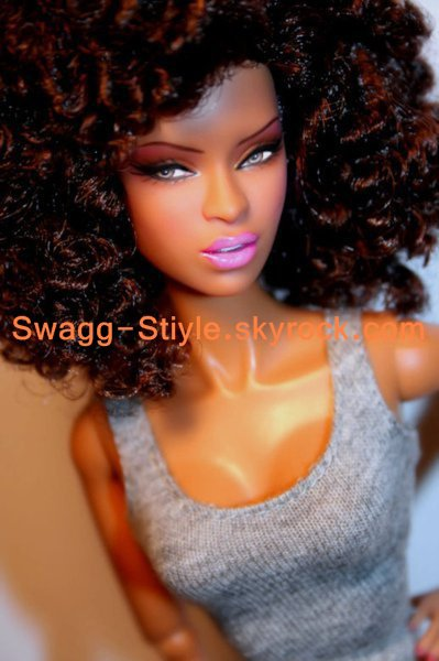 Black Barbie Girl !