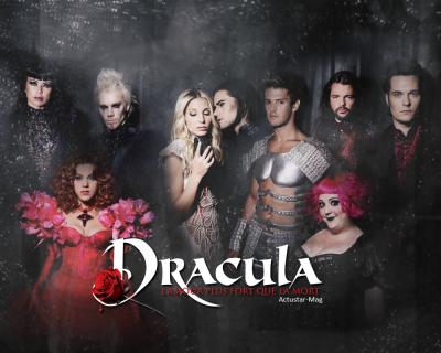Tour Dates Dracula l'amour plus fort que la mort