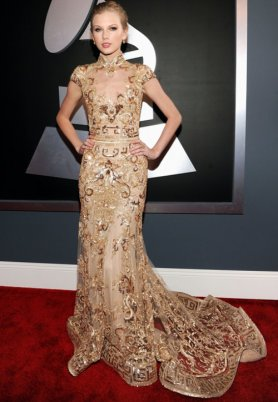 Taylor Swift  aux Grammy Awards