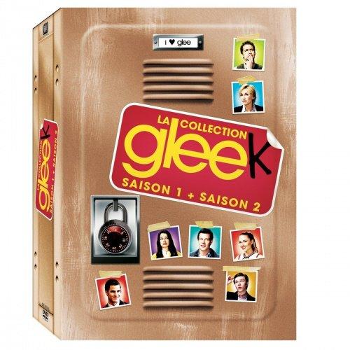 coffret Glee+ GLAAD