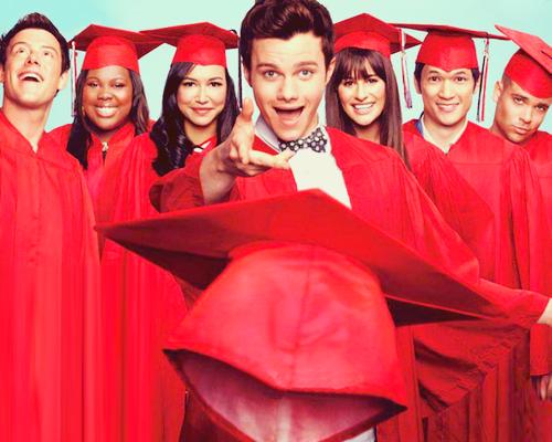 Glee, Rumeurs à propos de la remise de diplôme