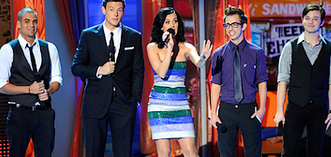 4 nominations pour Glee aux Teen Choice awards